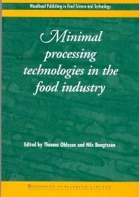 کتاب تکنولوژیهای فرایندی حداقلی در صنایع غذایی