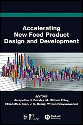 دانلود کتاب توسعه و طراحی محصولات غذایی جدید در حال پیشرفت