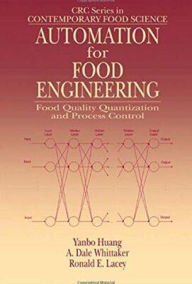 دانلود کتاب اتوماسیون مهندسی مواد غذایی