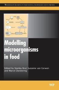 دانلود کتاب مدلسازی میکروارگانیسمها در مواد غذایی