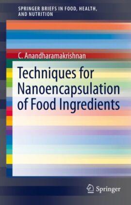 دانلود کتاب تکنیکهای نانوکپسولاسیون مواد غذایی