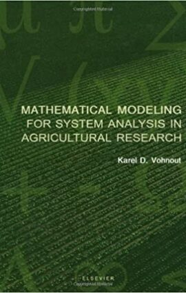 دانلود کتاب مدلسازی ریاضی برای آنالیز سیستم در تحقیقات کشاورزی