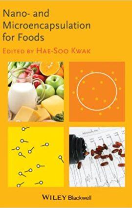 دانلود کتاب نانو و میکروکپسولاسیون در صنایع غذایی