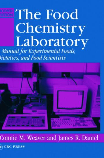 کتاب آزمایشگاه شیمی مواد غذایی